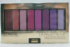L'Oreal Colour Riche La Palette Lip Lipstick Cream Matte Highlighter Plum 02