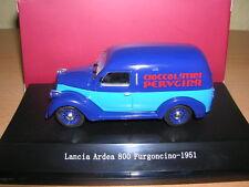 Starline Lancia Ardea 800 Furgoncino Azul Claro Año Fabricación 1951 , 1:43