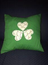 Heart Appliqué cushion cover 15 Inch