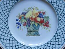 Villeroy and Boch basket dinner plates Vitro porcelain set of 14