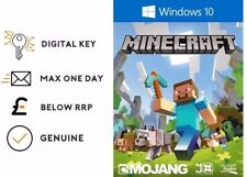 Minecraft Windows 10 Edition PC (Windows Download Key)