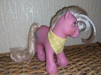 G1 My Little Pony Big Brother TRACKS STEAMER Adventure Boy Vintage 1987 Rare MLP