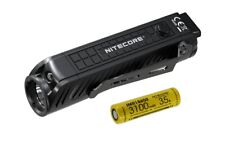 NITECORE P18 1800 Lumen Tactical Flashlight with Red Light and NITECORE Battery