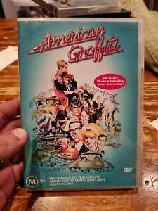 American Graffiti DVD (RARE) With Original Reciept From Harvey Norman