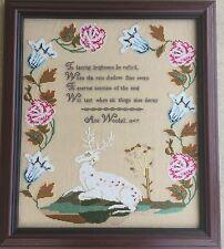 PDF Ann Woodall 1847 Reproduction Cross stitch Chart Smoky Mountain Stitches