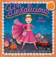Pinkalicious: Pink or Treat! by Victoria Kann Halloween Book For Girls Kids