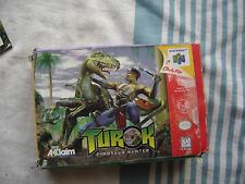 Turok: Dinosaur Hunter pour Nintendo 64