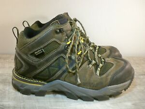 """5"""" Red Wing Irish Setter Crosby Mens Waterproof Safety Toe Hiking Boots Size 9.5"""