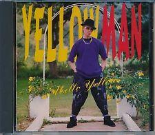 Yellowman Mello Yellow Reggae DJ Toaster Dancehall RE Sealed Rare CD Album