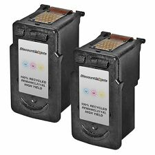 2 COLOR HY CL211XL CL211 Ink Cartridge for Canon Pixma MX360 MX420 MP280 Printer