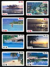 Maldives  Pictorial Playing Cards 2015 Novelty Printers