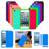 For Apple iPod Touch 7th Generation 2019 Case Shock Proof Silicone Back Cover