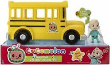 CoComelon Musical School Bus - Yellow