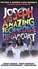 Joseph and the Amazing Technicolor Dreamcoat (VHS, 2000) Donny Osmond