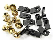 Volkswagen Body Bolts & U-Nuts- M6-1.0mm x 16mm Long- 10mm Hex- Qty.10 ea.- #149
