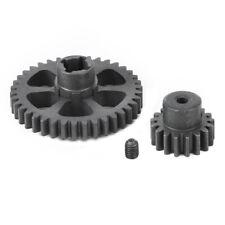 Reductor De Velocidad 38T Motor Engranaje ACCS 17T para Wltoys A959 A979 A969 1/18 RC Coche