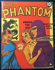 The Phantom  Feature Book #22  Pacific Comics Club Reprint