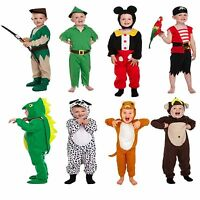 World Book Day Week Boys Toddler Fancy Dress Outfit Costume Dressing Up Party