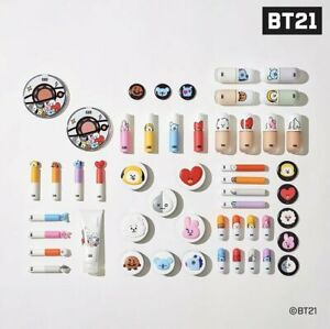 BTS BT21 X VT Makeup Bundle - Special Offer