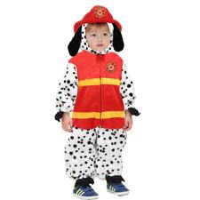 Vestito Costume Cane Pompiere Paw Patrol 2/3 anni Carnevale Pegasus Party