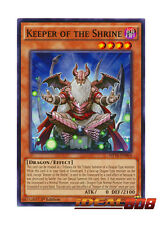 YUGIOH x 3 Keeper of the Shrine - MP16-EN064 - Common - 1st Edition Near Mint