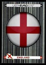 Panini Euro 2012 - Badge - England No. 485