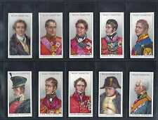 More details for wills - waterloo - full set of 50 cards (very rare)