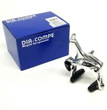DiaCompe Racing Road Bike Rear Brake Caliper, 43-57mm Reach, 190g