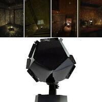 Navidad 60,000 estrellas Original Planetario Lámpara de proyector Luz DIY