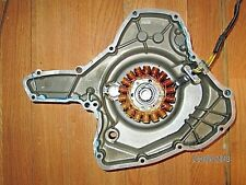 DUCATI OEM 1999-2002 750 900 MONSTER SS  STATOR COVER with STATOR & hardware