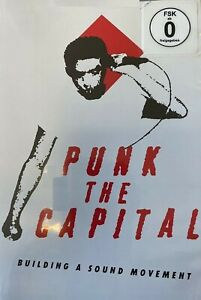 Punk The Capital - Building A Sound Movement (NEW DVD)