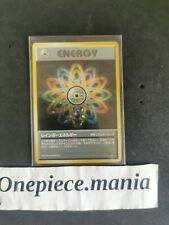 Japanese Holo Rainbow Energy WOTC Team Rocket 1997 Pokemon