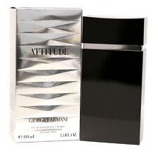 Giorgio Armani Attitude Men Cologne EDT Spray NIB Sealed as PiC See Detail
