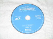3D Movie Blu Ray CAPTAIN AMERICA CIVIL WAR AVENGERS MARVEL COMICS DISC ONLY //