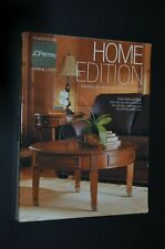JCPenney Home Edition Catalog 2004
