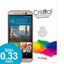 Sentete® HTC ONE M9 Protector de Pantalla de Cristal Templado PREMIUM