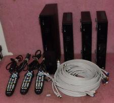 Verizon Motorola Receiver Lot_1x QIP7232/A386/012/320_3x QIP7100/A386/015.