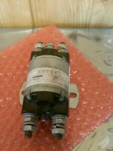 ESSEX, SOLENOID, 3.848.206, 124-320111 aircraft aviation controll battery switch