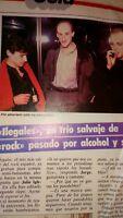 Ilegales. Recorte De Prensa.
