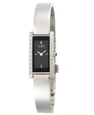 Citizen Women's  EG2590-54E Eco-Drive Wrist Watch Diamond Accented Bangle Watch