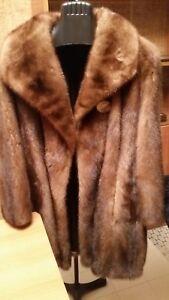 pelliccia di visone Demi Buff taglia 44/46
