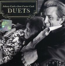Johnny Cash, Johnny Cash & June Carter Cash - Duets [New CD] UK - Import