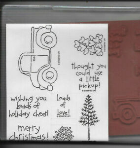 Stampin Up Olive You Love Note and Love Bug Stamps   SP447