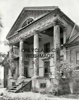 OLD SOUTH GOODE MANSION BUILT IN 1821 8X10 PHOTO PLANTATION ARCHITECTURE ALABAMA