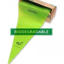 "Loyal The Green Piping Bag Biodegradable Piping Bags 100 Pack 18"" Icing"
