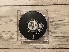 Jakub Kindl Signed Autographed Florida Panthers Hockey Puck a