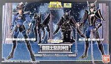 New Bandai Saint Seiya Myth Cloth Black Pegasus & Black Andromeda PVC From Japan