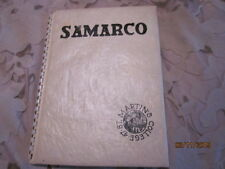 1947 St. Martin's College, Lacey, WA Samarco Yearbook Annual - Nice!
