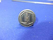 vtg badge polish military air force ? screw back poznan elektro