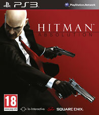 HITMAN ABSOLUTION ~ PS3 (in Great Condition)